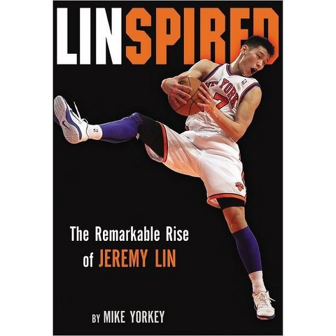 Linspired: The Remarkable Rise of Jeremy Lin by Zondervan (Paperback)