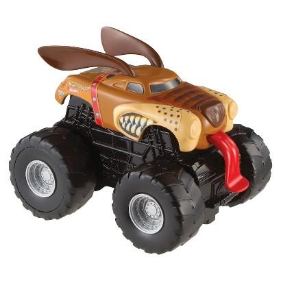 Hot Wheels R/C Monster Jam Mini Rides Maximum Destruction Vehicle