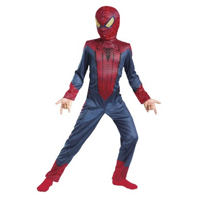 Boy's Spider-Man Movie Classic Costume