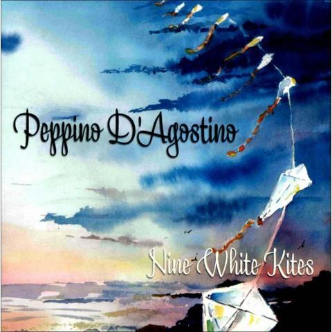 Nine White Kites
