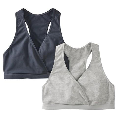 Women's Nursing Sleep Bra 2-Pack - Gilligan & O'Malley®