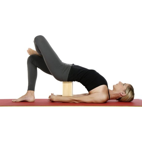 Natural Fitness Bamboo Yoga Block