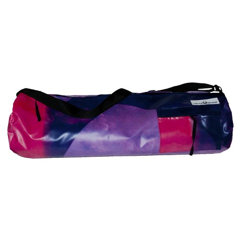 Natural Fitness rECOnstructed Yoga Mat Bag - Multicolored