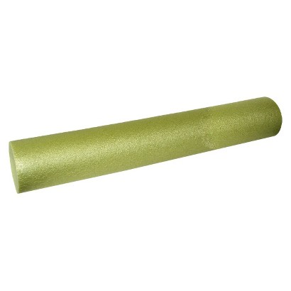 Natural Fitness High-Density Foam Roller - Olive (36x6 Rnd)