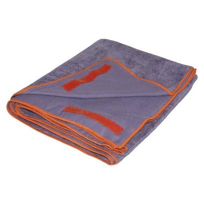 Natural Fitness Yoga Mat Wrap - Lavender/Flame