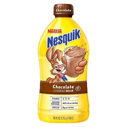 Nesquik Chocolate Milk 56 oz