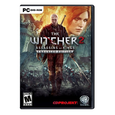 Witcher 2: Assassins of Kings-Enhanced Edition (PC Games)