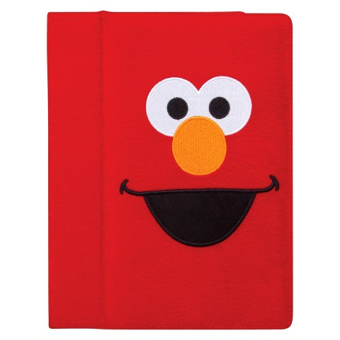 iSound Sesame Street Elmo Plush Portfolio for iPad 2 - Red (ISOUND-4610)