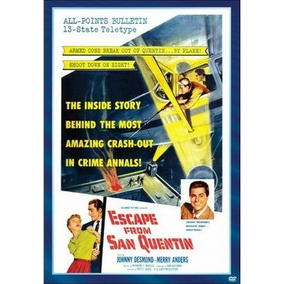 Escape from San Quentin