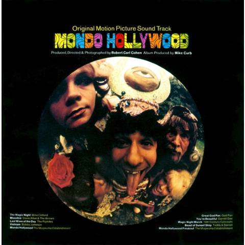 Mondo Hollywood (Original Soundtrack)