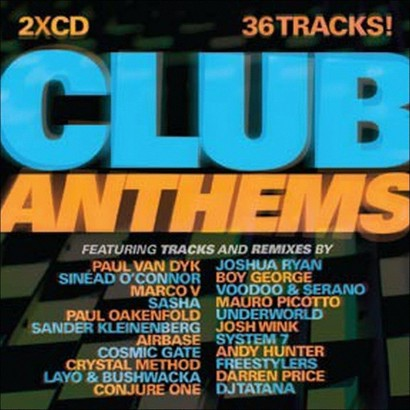 Club Anthems (Water)
