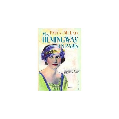 Mrs. Hemingway en Paris / The Paris Wife (Translation) (Hardcover)