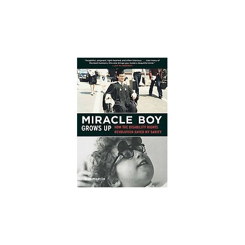 Miracle Boy Grows Up (Hardcover)