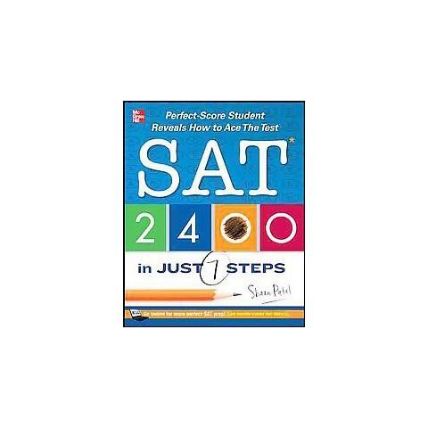 SAT 2400 in Just 7 Steps (Paperback)