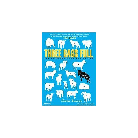 Three Bags Full (Unabridged) (Compact Disc)