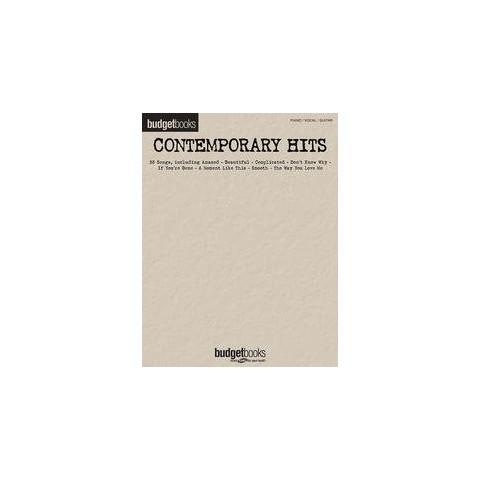 Contemporary Hits (Paperback)
