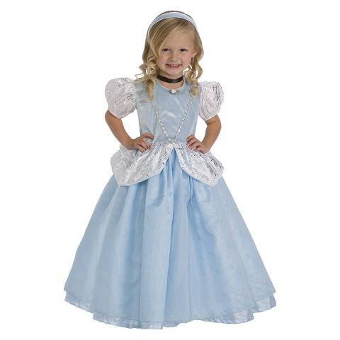 Little Adventures Deluxe Cinderella Costume
