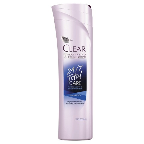 Clear Total Care Shampoo 12.9 oz