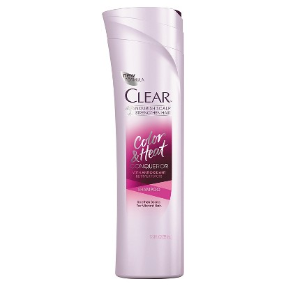 Clear Shampoo Damage & Color Repair 12.9oz