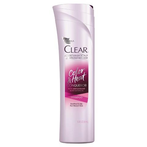 Clear Color and Heat Conqueror Shampoo 12.9 oz