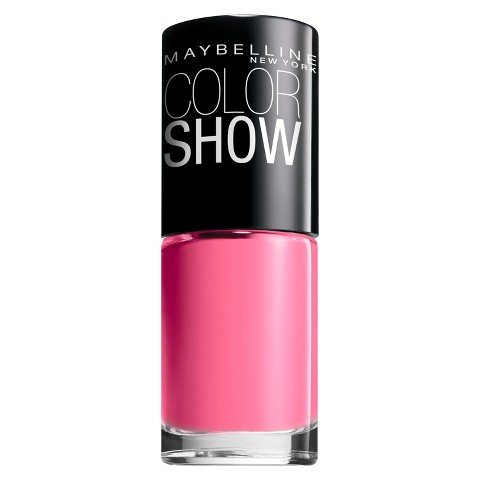 Maybelline Color Show Nail Color - Coral Crush
