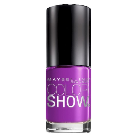 Maybelline® Color Show™ Nail Lacquer - 0.23 fl oz