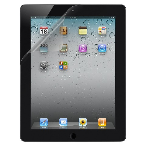 Belkin Screen Protector for Apple iPad 3rd Generation - Clear (F8N798tt2)