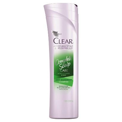 Clear Shampoo Complete Care Nourishing Anti-Dandruff 12.9oz