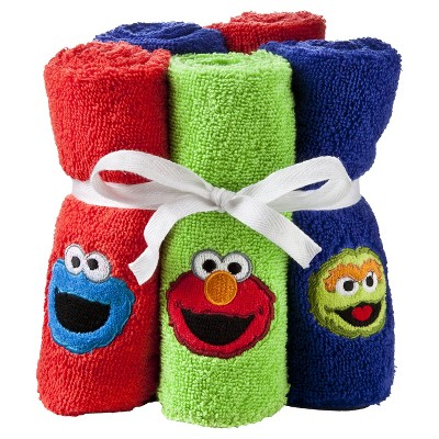 "Sesame Street Washpack - Blue (12x12"")"
