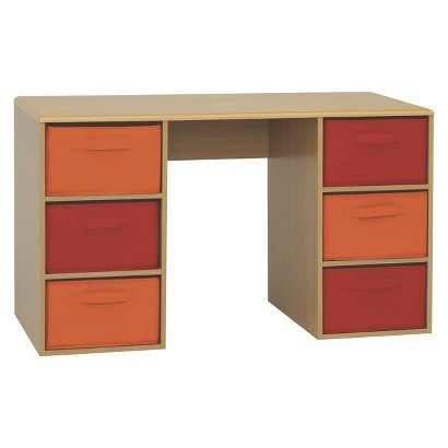 4D Concepts Crawford Kids Desk - Beech