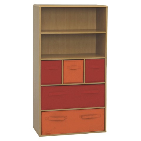 4D Concepts Crawford Bookcase Kids Bookcase - Beech