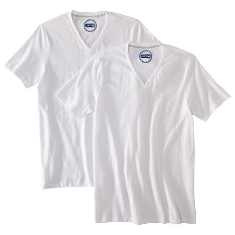 JKY™ by Jockey Men's  2pk  V-Neck T-shirt - Assorted Colors