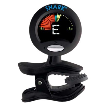 Snark Clip-On Ukulele Tuner - Black (EA216SN6)