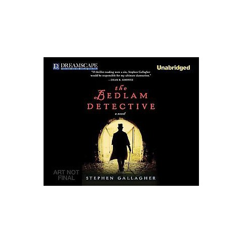 The Bedlam Detective (Unabridged) (Compact Disc)