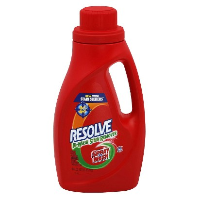 RESOLVE® In Wash Stain Remover - 40 oz