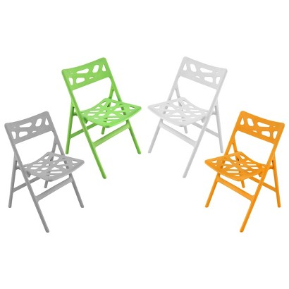 Cyclone Indoor Outdoor Folding Chair Collection Tar