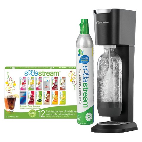 SodaStream Genesis Bundle Kit
