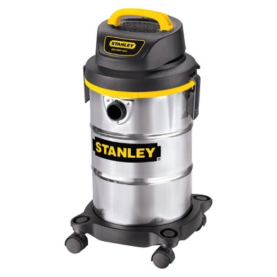 Stanley 5 Gallon Wet/Dry Vacuum  - Silver