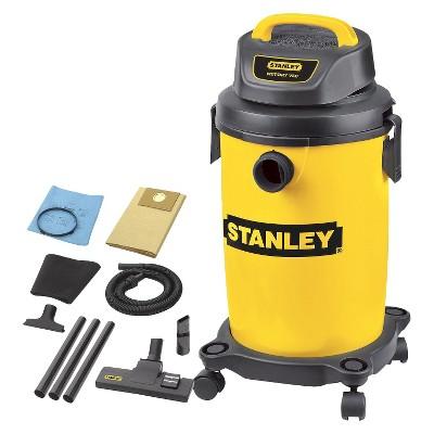 Stanley 4.5 Gallon Wet/Dry Vacuum - Yellow