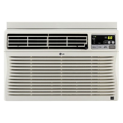 LG Electronics LW1212ER Energy Star 12,000 BTU Window-Mounted Air Conditioner with Remote Control (115