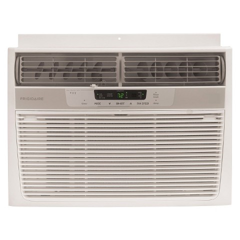 Frigidaire FRA123CV1 12,000 BTU 115-Volt Window-Mounted Compact Air Conditioner with Full-Function Remote