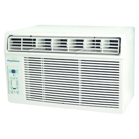 Keystone KSTAW12A Energy Star 12,000 BTU 115-Volt Window Air Conditioner with Remote
