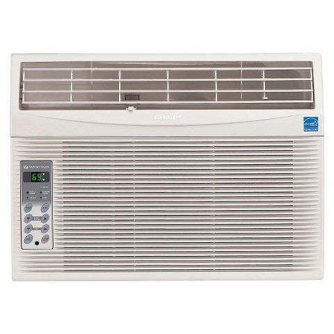 Sharp AFS100RX Energy Star 10,000 BTU Window Air Conditioner with Remote