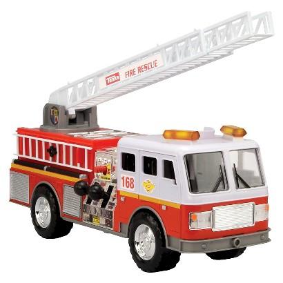 tonka, tonka truck, toy firetruck, toy fire truck, fire truck, tonka firetruck, toddler gift