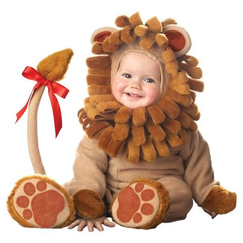 Infant/Toddler Lil' Lion Costume