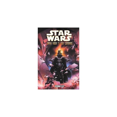 Star Wars: Darth Vader and the Lost Comm ( Star Wars) (Hardcover)