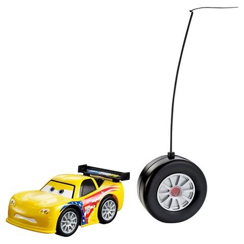 Cars R/C Mini Rides Jeff Gorvette Vehicle