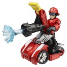 Transformers Rescue Bots Playskool Heroes Cody Burns and Rescue Hose Figure Set