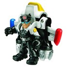 Transformers Rescue Bots Playskool Heroes Billy Blastoff and Jet Pack Figure Set