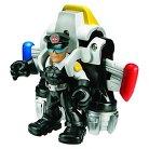 Transformers Rescue Bots Playskool Heroes Billy Blastoff and Jet Pack Figure Set